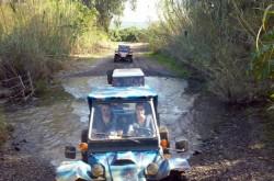 חווית באגי בגולן